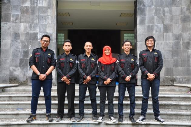 Departemen Komunikasi dan Informasi (Kominfo) HMTS UII Periode 2014-2015